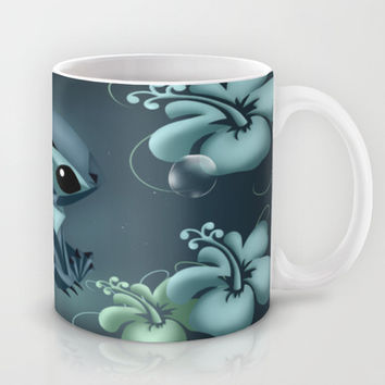 Stitch Origami  Mug by LouJah