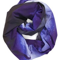 Leith 'Mountain Tie Dye' Infinity Scarf