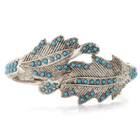 Fancy Foliage Bracelet