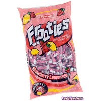 Tootsie Roll Frooties Candy - Strawberry Lemonade: 360-Piece Bag