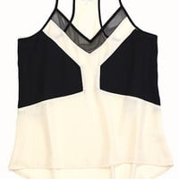 Color Block Cami – Spotted Moth