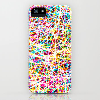 MULTICOLOR iPhone & iPod Case by Ylenia Pizzetti