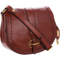 Fossil Vintage Reissue Flap Cross Body - designer shoes, handbags, jewelry, watches, and fashion accessories | endless.com