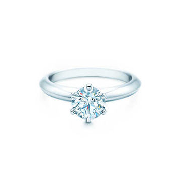 The Tiffany® Setting Engagement Rings | Tiffany & Co.