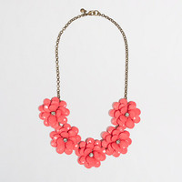 Factory crystal floral burst necklace - Jewelry - FactoryWomen's New Arrivals - J.Crew Factory