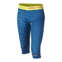 Nike Store. Nike Pro Fitted Graphic Girls' Capris