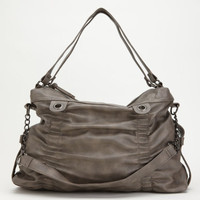 Charlotte Russe - Oversized Tote with Shoulder Strap