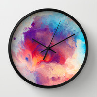 AB0322 Wall Clock by Kimsey Price