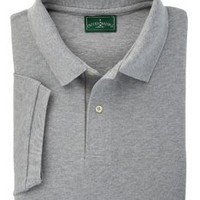 Outer Banks Men's 6.8 oz. Essential Pique Polo
