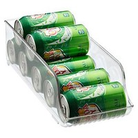 The Container Store > Fridge Binz Soda Can Organizer