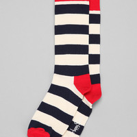 Happy Socks Stripe Sock - Urban Outfitters