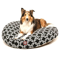Majestic Pet Products Links Round Dog Pillow