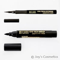 "2 MILANI Eye Tech Liquid EyeLiner Set - ""MTB 01 + MTE 01""   *Joy's cosmetics*"