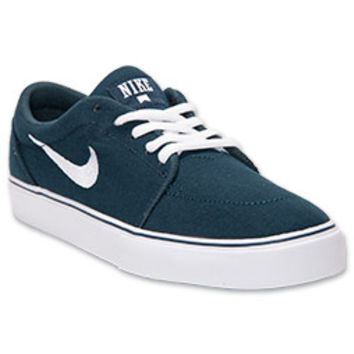s nike satire low canvas casual shoes