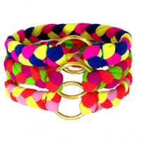 Lollies Ring Hair Ties - 3 pack