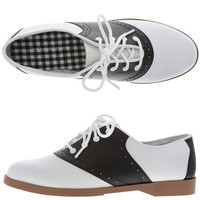 Women's Saddle Oxford