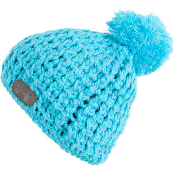 Under Armour Wintersweet Pom Beanie - Women's