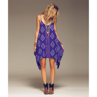 RAPID WAVES DRESS