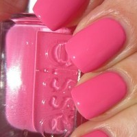 Essie Nail Polish (E802-Off The Shoulder) Summer Collections 2012 NEW HOT PINK