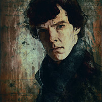 Sherlock Art Print by Sirenphotos