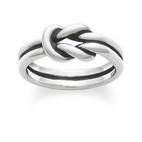 Lovers' Knot Ring | James Avery