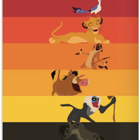 Disney Lion King Poster