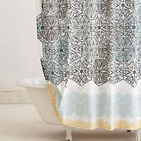 Shower Curtain Liner by Anthropologie White One Size Shower Curtains
