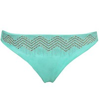 Miss Me Shimmering Skies Swimwear Bottom