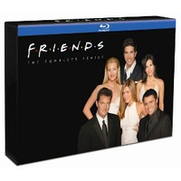 Friends: The Complete Series Collection (21 Discs) (Blu-ray) (R) (Widescreen)