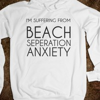 BEACH SEPERATION ANXIETY
