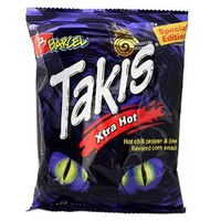 Takis Fuego Xtra Hot 4oz (16 Ct)