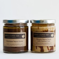 Gourmet Peanut Butter – Set of 2
