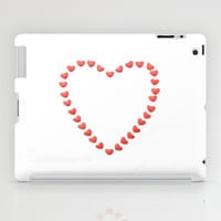 Heart of Hearts iPad Case by RichCaspian