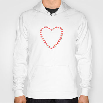 Heart of Hearts Hoody by RichCaspian