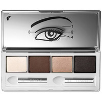 Sephora: CLINIQUE : All About Shadow - Quad : eyeshadow