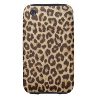 Animal Print Apple iPhone 3 Cover