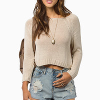Keira Cropped Sweater $32