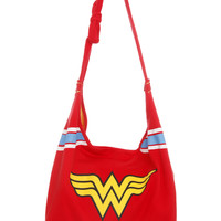 DC Comics Wonder Woman Hobo Bag