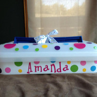 Personalized Cake Carriers