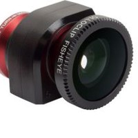 Olloclip 3-in-1 Lens for iPhone 5/5S - Red