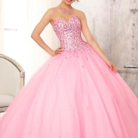 Vizcaya 88084 at Prom Dress Shop