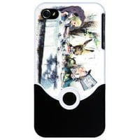 Mad Tea Party iPhone 4 Slider Case - CafePress