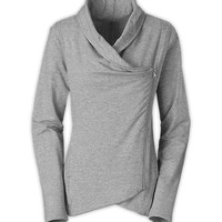 The North Face Women's Shirts & Tops WOMEN'S SHARLET WRAP
