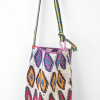 Hiptipico Crochet Bucket Bag - Urban Outfitters
