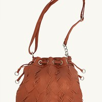 Arrowhead Fringe Bag