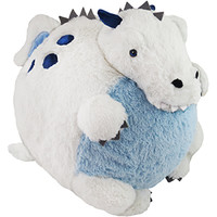 Squishable Ice Dragon: An Adorable Fuzzy Plush to Snurfle and Squeeze!