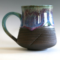 Coffee Mug with a Hole, handmade ceramic cup, tea cup, coffee cup