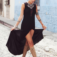 LULU MAXI DRESS | For Love & Lemons