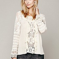 Ruffled Whimsy Top