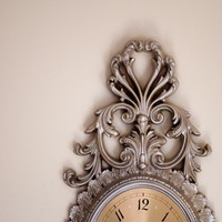 Make your own clock project by thevintagetreehouse on Etsy